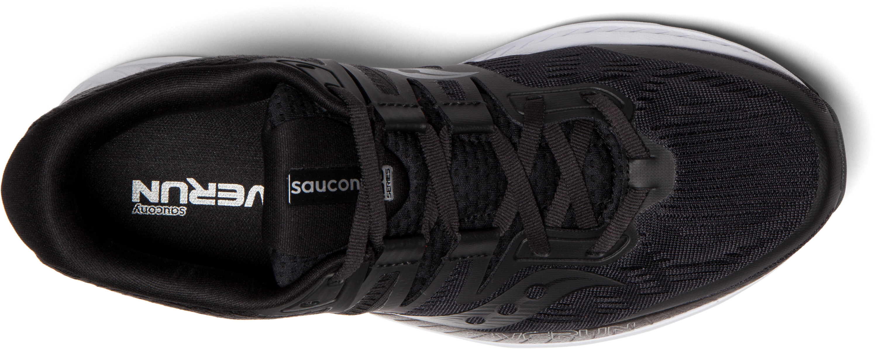 1da9a2dc954 saucony Ride ISO - Chaussures running Homme - noir sur CAMPZ !